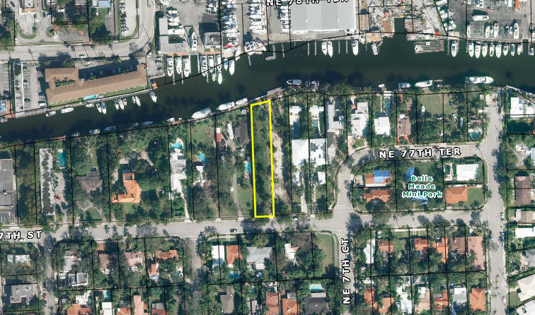 Residential Waterfront Development Site