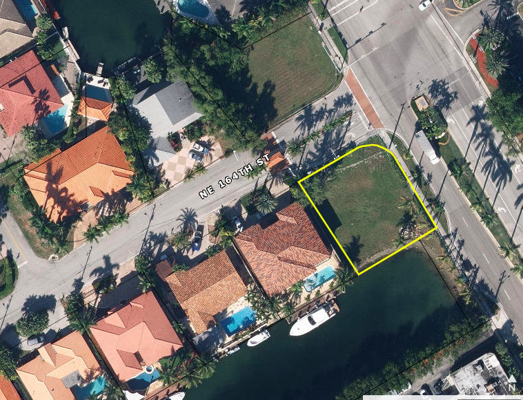Residential Waterfront Lot
